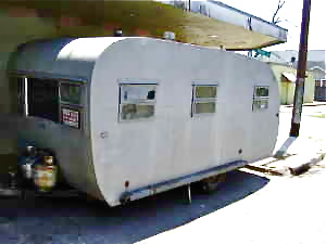 aero-trailer